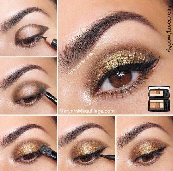 Потрясающие идеи для макияжа