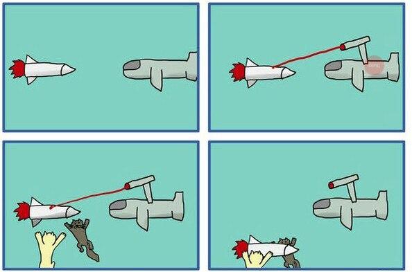 """""""Американцы создадут лазерный противоракетный беспилотник"""""""