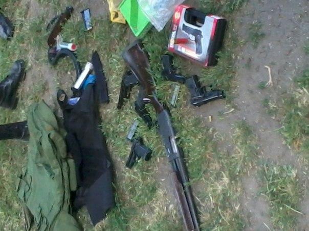 В одесском Доме профсоюзов найдено оружие, - МВД - Цензор.НЕТ 3853