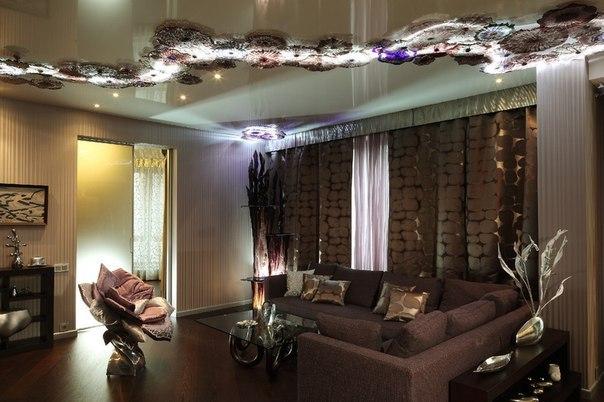 Квартира в Москве площадью 230 кв.м. (10 фото) - картинка