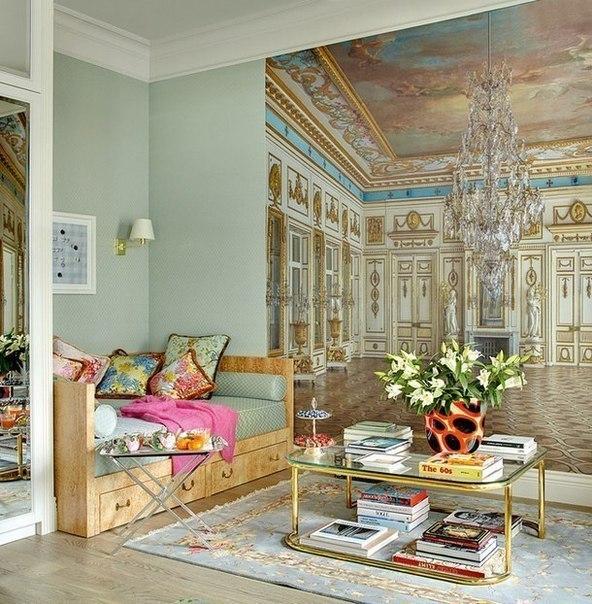Квартира в Москве площадью 42 кв.м. (6 фото) - картинка