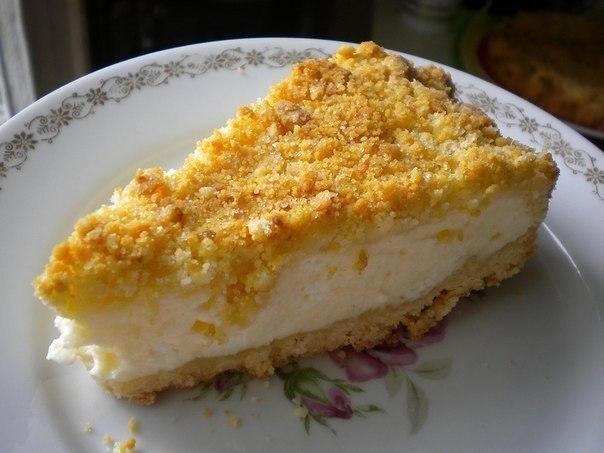 лимонная королевская ватрушка рецепт
