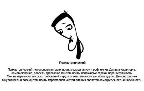 Психастеническая психопатия