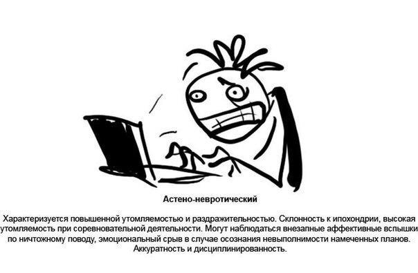Астеническая психопатия