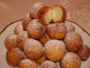 ♥♥♥ Пончики с творогом ♥♥♥
