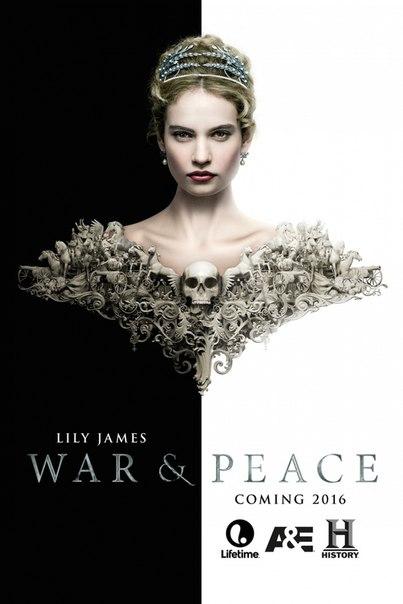 Война и мир 1 сезон 1-6 серия Дубляж | War & Peace
