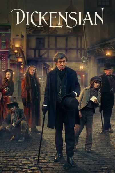 Мир Диккенса 1 сезон 1-20 серия AlexFilm | Dickensian