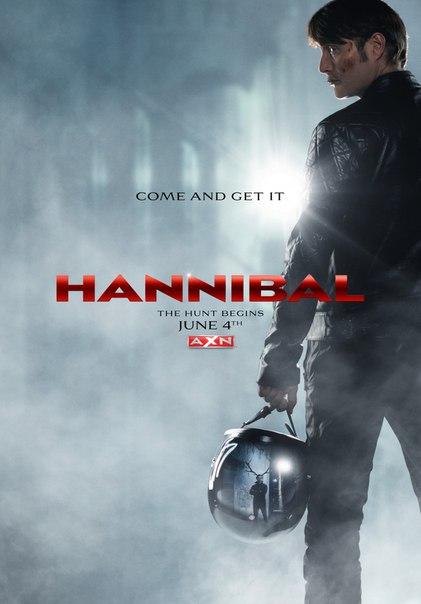 Ганнибал 1-3 сезон 1-13 серия Sony Sci-Fi | Hannibal