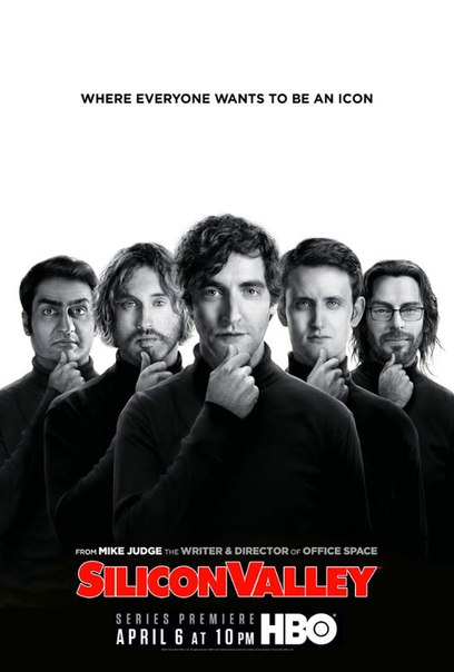 Кремниевая долина 1-4 сезон 1 серия BaibaKo | Silicon Valley