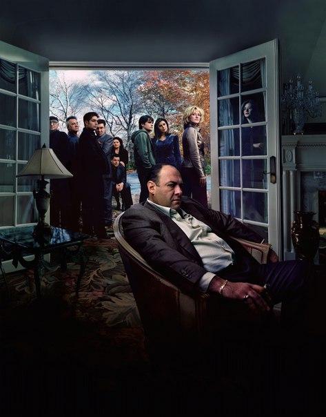 Семья Сопрано 1-6 сезон 1-21 серия Д.Пучков | The Sopranos смотреть онлайн