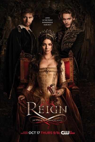 Царство 1-2 сезон 1-22 серия AMEDIA | Reign