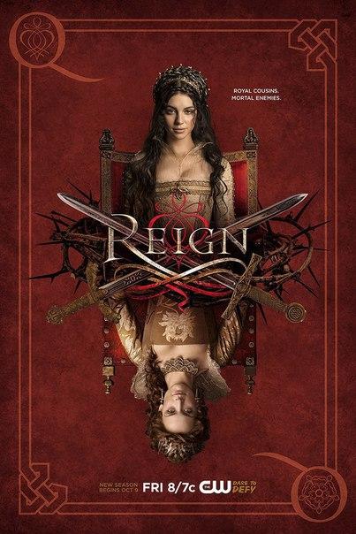 Царство 3 сезон 1-18 серия Alt Pro | Reign