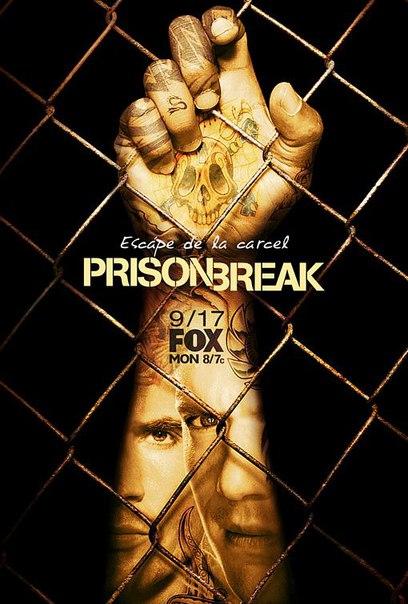 Побег 1-4 сезон 1-24 серия Дубляж РЕН-ТВ | Prison Break