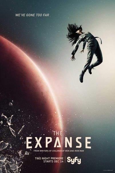 Пространство 1 сезон 1-10 серия AlexFilm | The Expanse