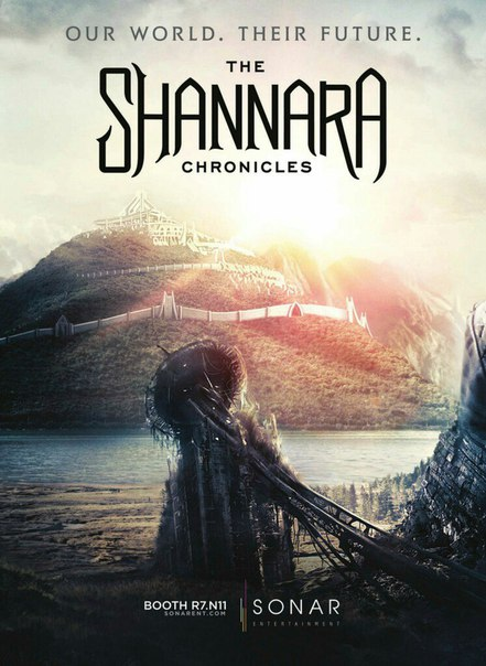 Хроники Шаннары 2 сезон 4 серия AlexFilm   The Shannara Chronicles