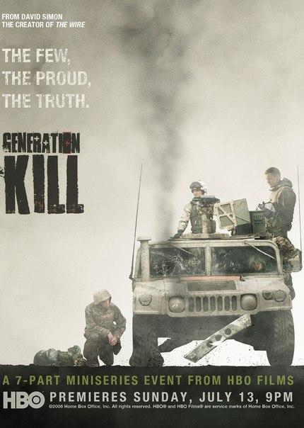 Поколение убийц 1 сезон 1-7 серия NovaFilm.TV | Generation Kill