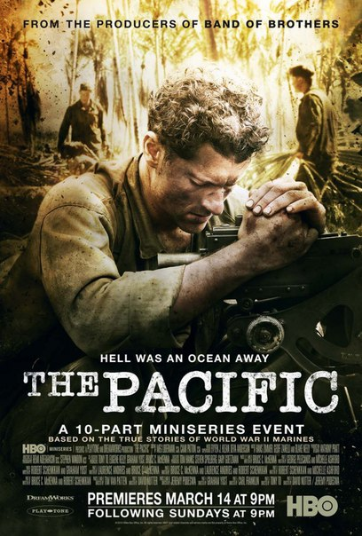 На Тихом океане 1 сезон 1-10 серия LostFilm | The Pacific