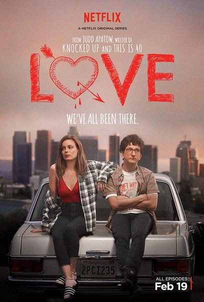 Любовь 1 сезон 1-10 серия Ozz.TV   Love