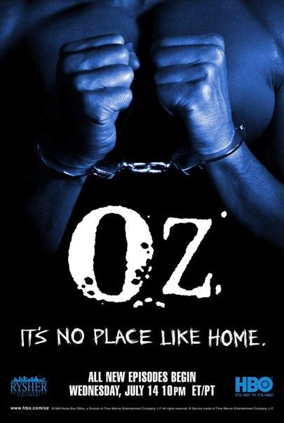 Тюрьма Оз 1-6 сезон 1-8 серия Одноголосый закадровый | Oz