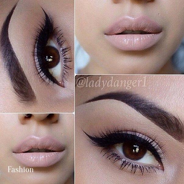Изумительный макияж (1 фото) - картинка