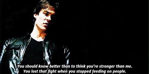 ты сильнее меня: