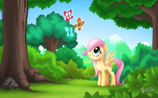 Маленькие Пони на Атракционах (My Little Pony Circus)