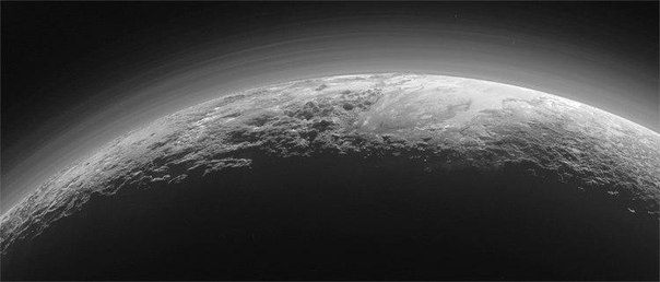 Завораживающие просторы Плутона