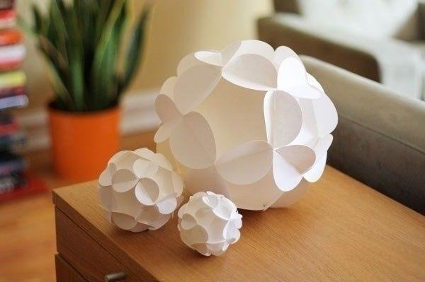 Объёмные игрушки из бумаги своими руками пошаговая инструкция фото