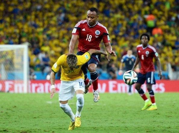 Braziliya Confederatsiyasi prezidenti Neymarning jaroxati haqida o'z fikrini bildirdi.