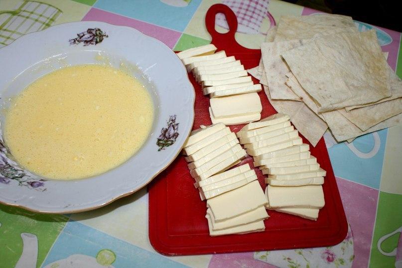Плавленый сыр что можно приготовить