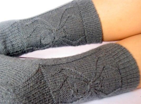 蜘蛛图案的的袜子 - maomao - 我随心动