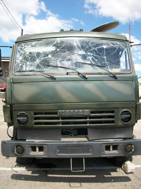 Под Семеновкой силы АТО уничтожили огневую позицию террористов, - ИС - Цензор.НЕТ 3295