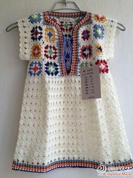 Платье- туничка (10 фото) - картинка