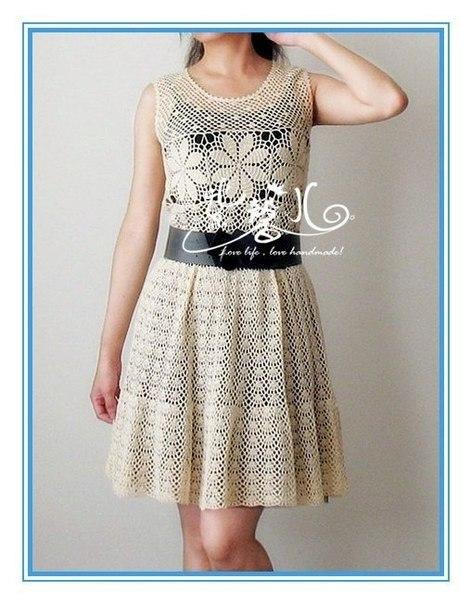 Красивое платье (7 фото) - картинка