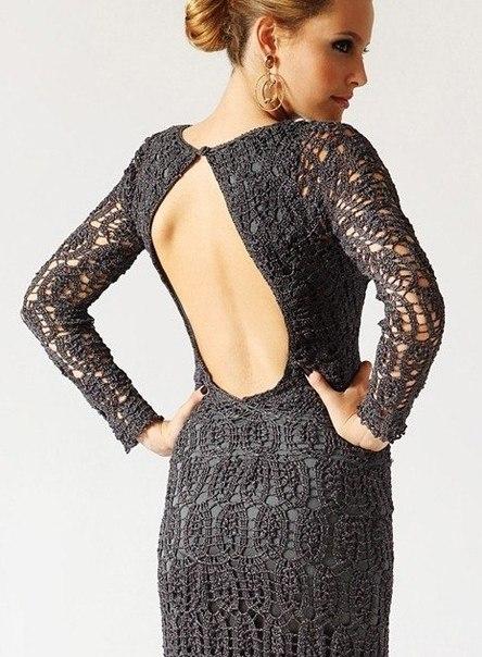 Красивое платье (3 фото) - картинка