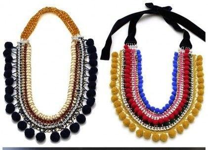 Ожерелье (7 фото)
