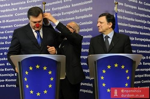 Янукович - экс-президентам: мы хотим добиться более выгодных условий от ЕС - Цензор.НЕТ 4628