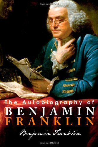 benjamin franklin autobiography thesis Free benjamin franklin papers, essays, and research papers.