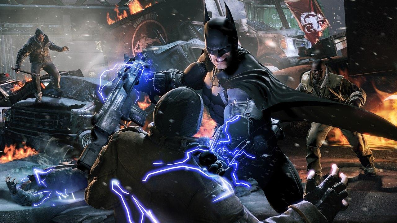 batman origin