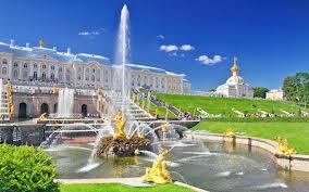 Magnificent Peterhof!
