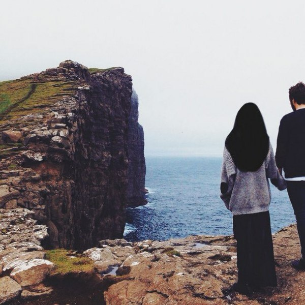 Дай Аллah каждому быть с тем, с кем сердце не ищет других..