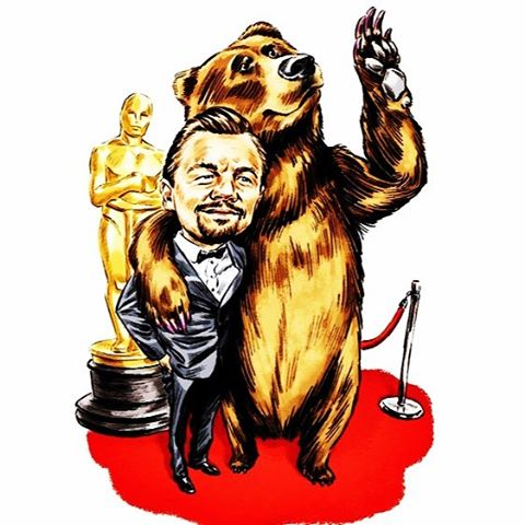 #LeonardoDiCaprio