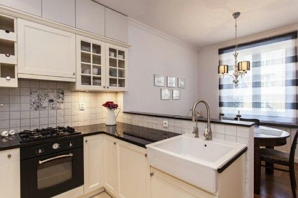 Как обустроить угловую кухню: 5 полезных советов