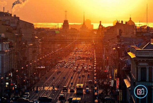 Утро доброе, любимый город!