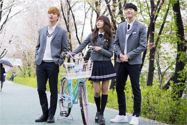 دانلود سریال کره ای مدرسه