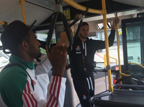Локомотив прибыл в Португалию
