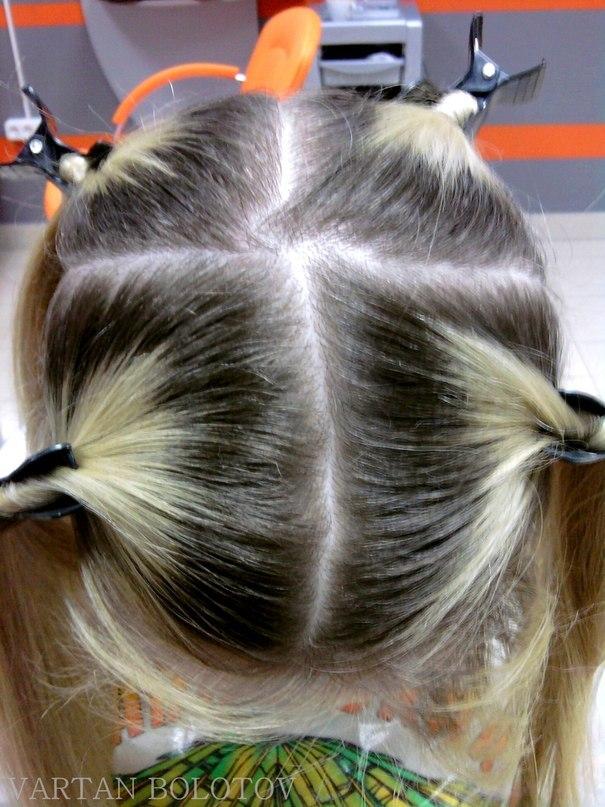 Окрашивание волос в домашних условиях пошаговая инструкция