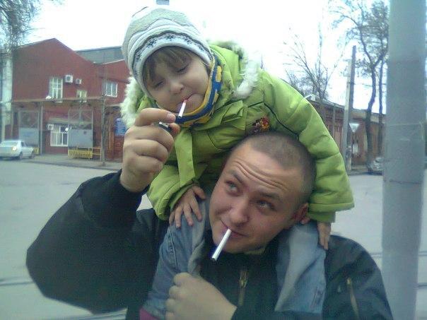 Куріння дітей