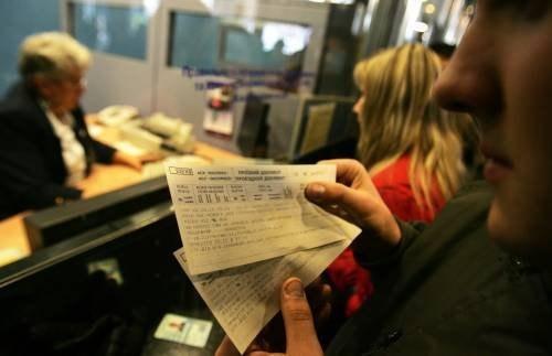 На Укрзалізниці не видають квитків на Київ