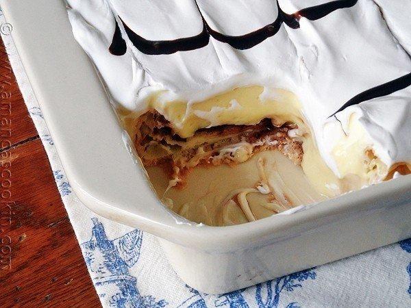 Торт - эклер